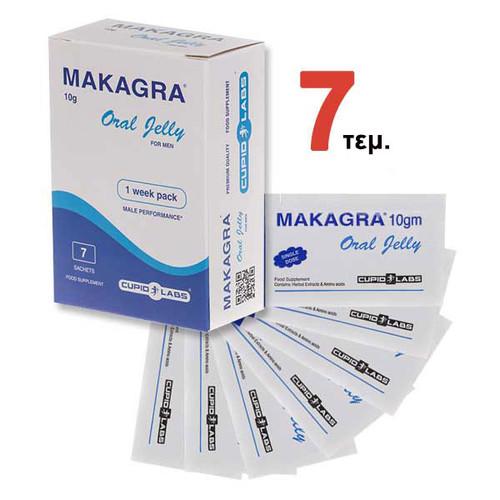 στοματικό ζελέ για στύση Makagra